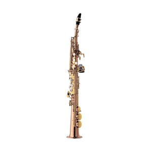 Saksofon Yanagisawa S-992 low Bb High G, straight & curved necks, bronze Soprano