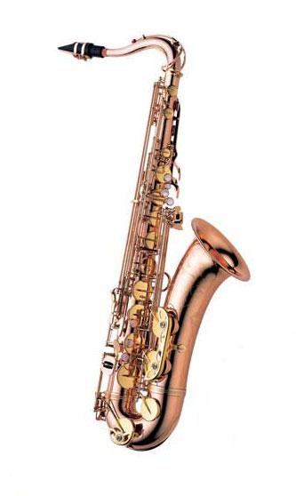 Saksofon Yanagisawa T-902/T-WO2 low Bb High F# lacquered bronze Tenor