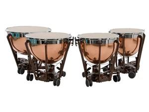 Timpani Adams Professional Copper 4'lü set
