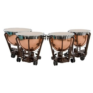 Timpani Adams Professional Copper 4'lü set