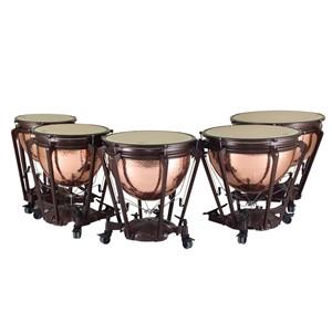 Timpani Adams Professional Copper 5'li set