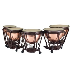 Timpani Adams Professional Copper 5'li set