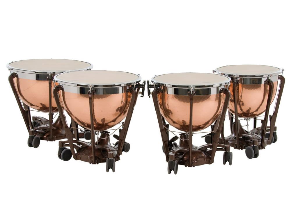 "Timpani Adams Professional Copper Hammered 23"""