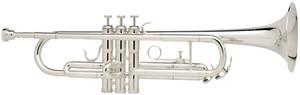 Trompet Besson 1000 series gümüş