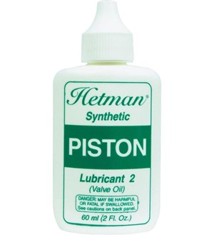 Trompet Piston yağı Hetman Synthetic Lubricant 2