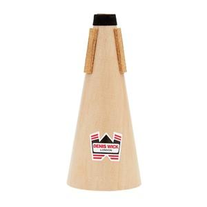 Trompet Surdin DW Straight wooden-ahşap