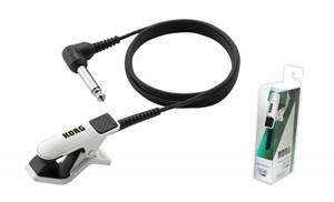 Tuner Mikrofonu Korg CM-200 Mandallı beyaz