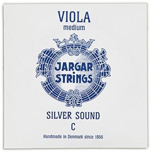 Viyola Tel Jargar C Silver