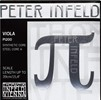 Viyola Tel Thomastik Peter Infeld Set