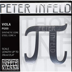 Viyola Tel Thomastik Peter Infeld Set