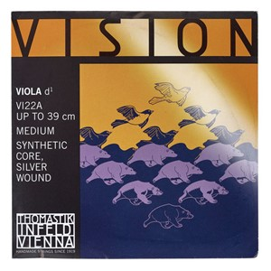 Viyola Tel Thomastik Vision Solo Silver D