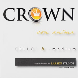 Viyolonsel Tel Crown A medium