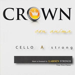 Viyolonsel Tel Crown A strong