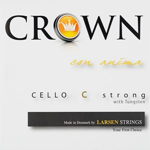 Viyolonsel Tel Crown C strong