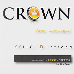 Viyolonsel Tel Crown D strong