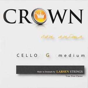 Viyolonsel Tel Crown G medium