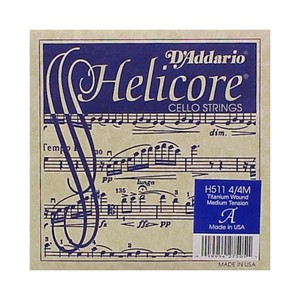 Viyolonsel Tel D'addario Helicore A