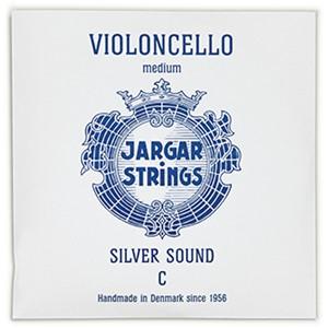 Viyolonsel Tel Jargar C Silver