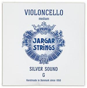 Viyolonsel Tel Jargar G Silver