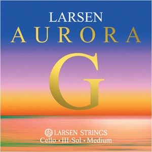 Viyolonsel Tel Larsen Aurora G medium 3/4