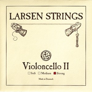 Viyolonsel Tel Larsen D strong