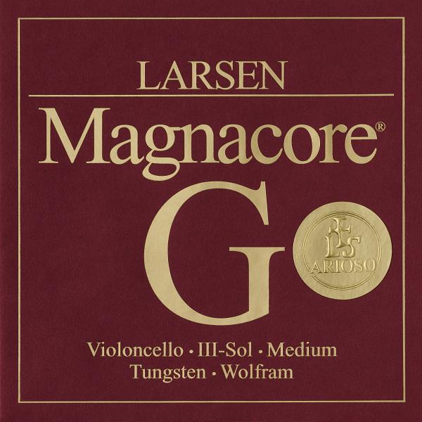 Viyolonsel Tel Larsen Magnacore Arioso Tungsten G