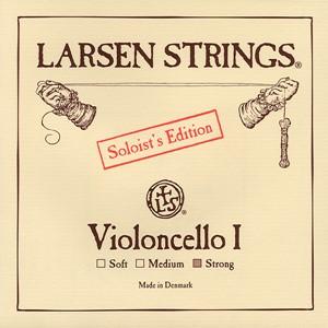 Viyolonsel Tel Larsen Solo A strong