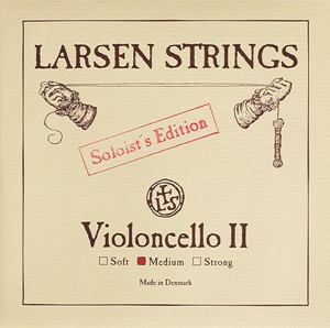 Viyolonsel Tel Larsen Solo D medium