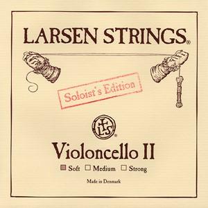 Viyolonsel Tel Larsen Solo D soft