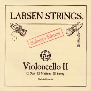 Viyolonsel Tel Larsen Solo D strong