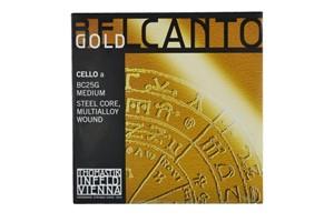 Viyolonsel Tel Thomastik Belcanto Gold A